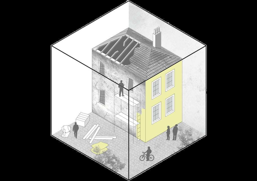 somos especialistas en rehabilitación de vivienda, especialmente en el medio rural