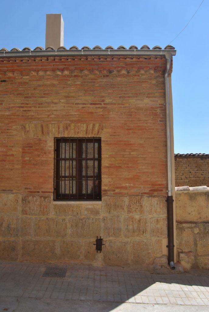 AJO arquitectos arquitectura rehabilitación reforma ladrillo