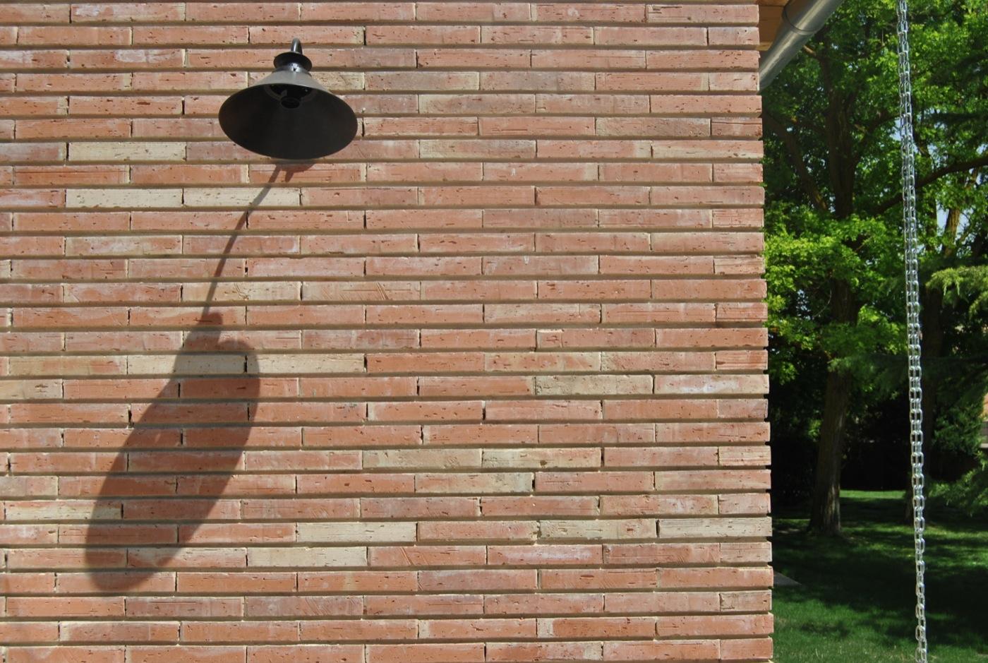 AJO arquitectos proyecto ladrillo manzano