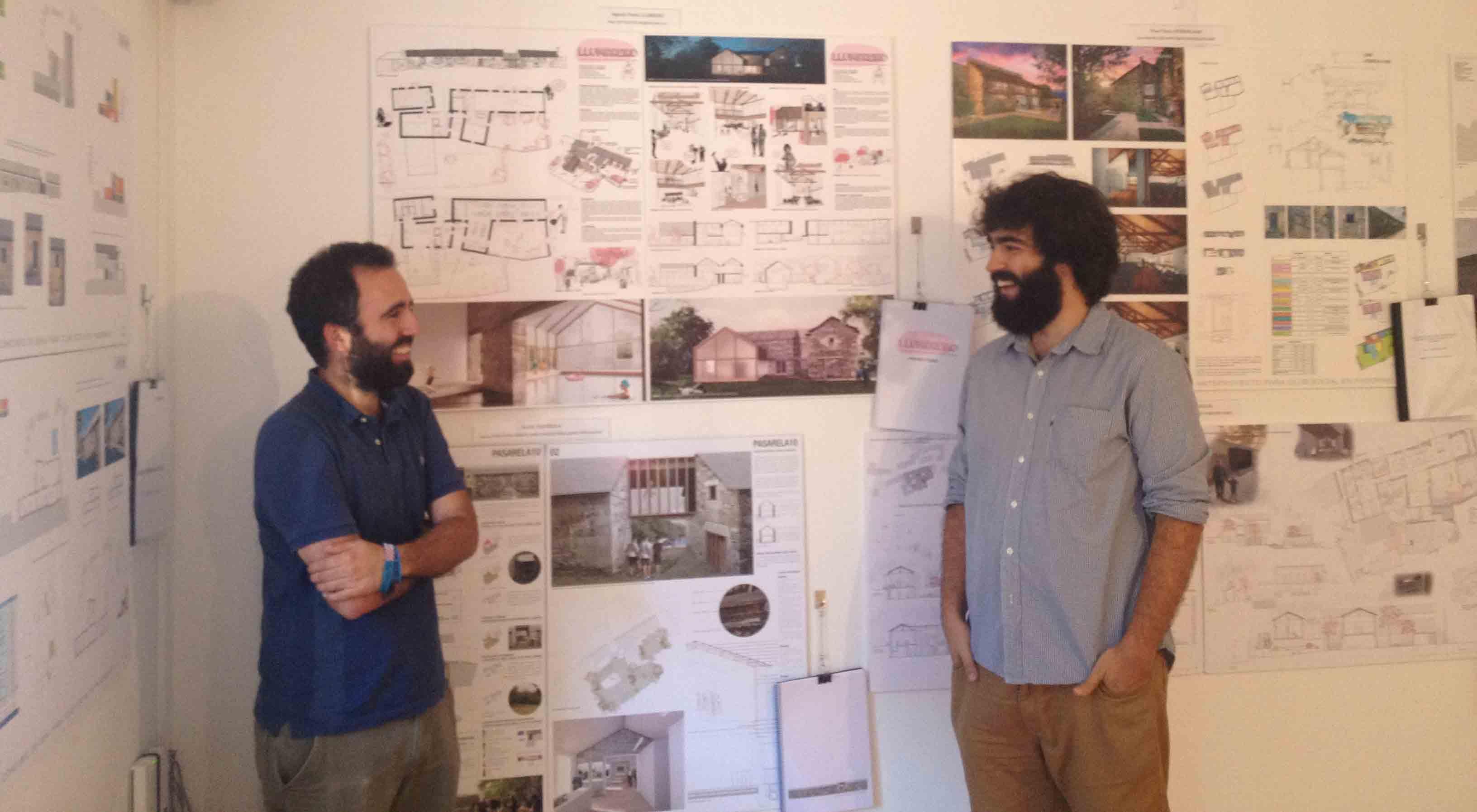 AJO arquitectos concurso padornelo entrega